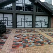 Тротуарная плитка для дачи – варианты использования