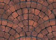 Классико ориджинал, Серия Stone Base. Цвет Вишнёво-оранжевый
