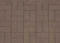 Кирпичик 60 мм, Серия Standard. Цвет Светло-коричневый