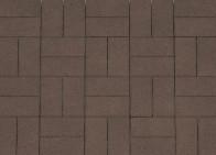 Кирпичик 60 мм, Серия Standard. Цвет Тёмно-коричневый