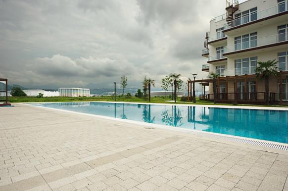 Олимпийская деревня, г. Сочи