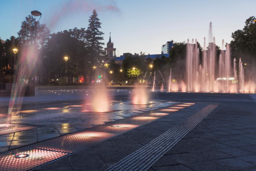 Советская площадь в Воронеже стала основным объектом статьи The Economist  о новой масштабной кампании по городскому благоустройству